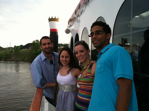 Young Alumni Mississippi Boat Cruise | by University of Minnesota, Morris Alumni Association