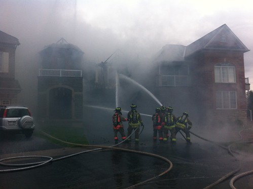 Working Fire 35 Quietbrook Cres | by Larry Thorne