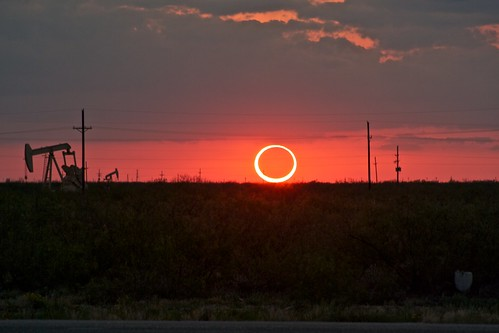 Solar Eclipse 2012 | by Pimento Of Doom