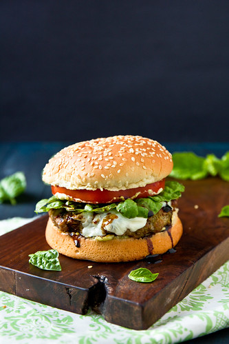 Turkey Pesto Burgers | by TheBrewer&TheBaker