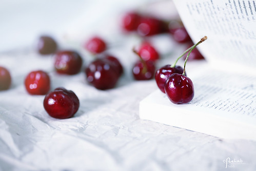 Cherries (3/؟) | by Rehab Saleh || رحاب