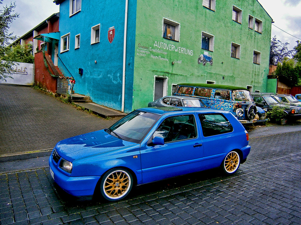 ... Golf III GTI - BBS RS 771 | by orsyyy_mkV