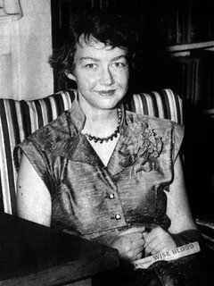 Flannery O'Connor | by comradestanimir