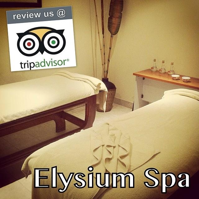 www tripadvisor com/reviewit #elysiumspa #sultangardens #t