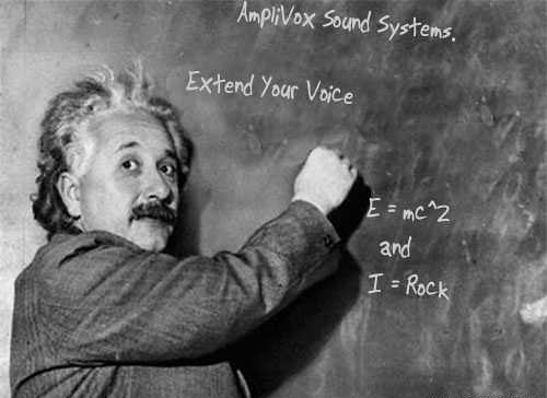 albert einstein teaching writing on chalkboard michael upton flickr