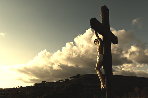 crucifixion | by Nino_C