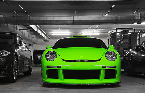 RUF CTR 3 | by mauto