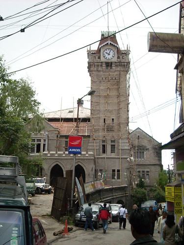 Darjeeling Clock tower   The Clock Tower in Darjeeling ...