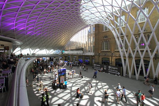 London's King's Cross station recently restored by John McAslan | by Matthijs Borghgraef | Kwikzilver