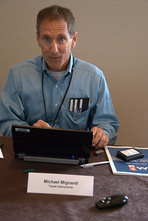 Mike Mignardi of Texas Instruments, one of our great working group moderators! | by MEMSIndustryGroup