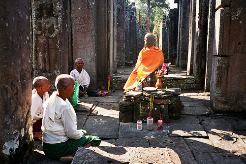 Angkor Wat | by Dick Verton