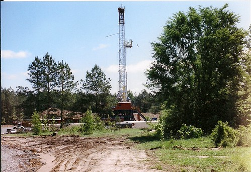 "This well is drilled and has been completed. | by ""Mr. Jeffrey """