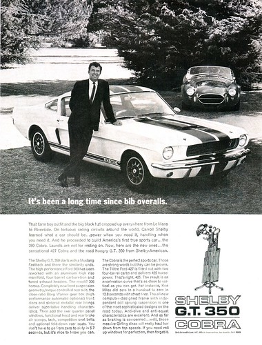 1966 Shelby GT 350 & Cobra (USA) | by IFHP97