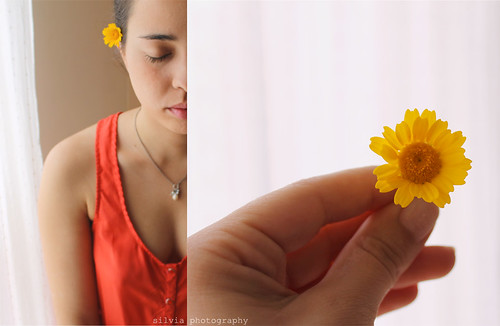 Self. Flower. | by {Silvia photography}