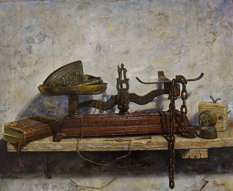 Pintura hiperrealista ricardo renedo flickr - Busco trabajo de pintor en madrid ...