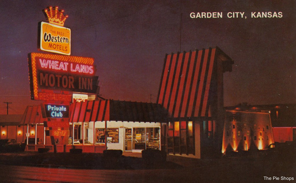 Wheat Lands Motor Inn - Garden City, Kansas