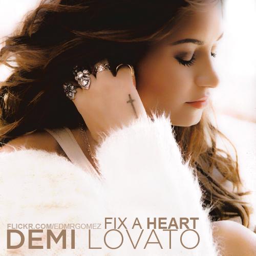 Demi Lovato Fix A Heart By Mr Gomez