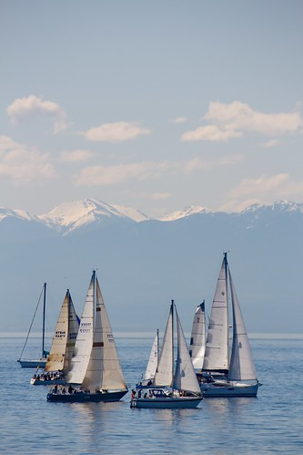 swiftsure with mountains | by kevin.boyd