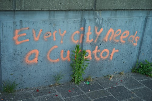 Every city needs a curator