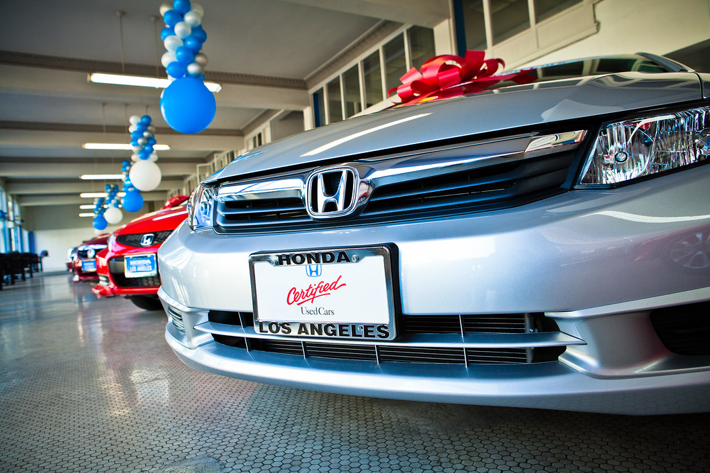 ... Honda Of Downtown LA Showroom   16 | By Tier10 Marketing