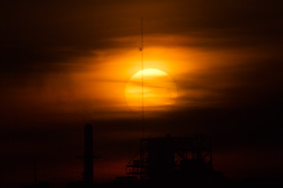 Venus Transit At Sunset 2214 | by casch52