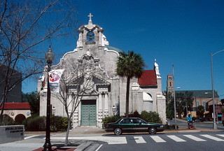 Christ Episcopal Church, Palafox St., Pensacola, FL (1996) | by The Douglas Campbell Show
