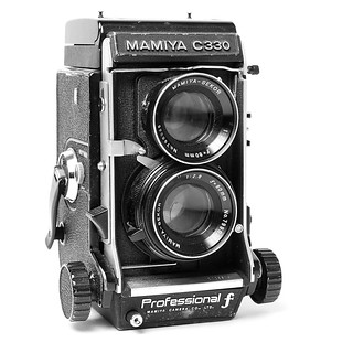 Mamiya C330 | by John Flinchbaugh
