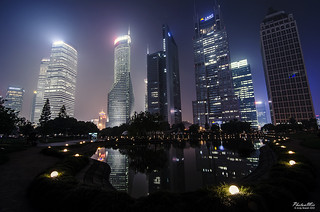 Greenpark Lujiazui Cityscape (Shanghai) | by Andy Brandl (PhotonMix)