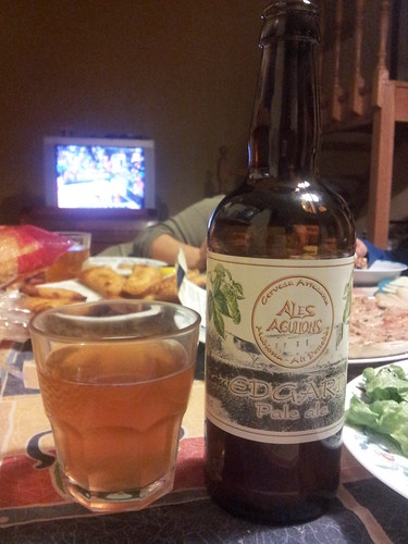 Ales Agullons Edgard  Pale ale | by pep_tf