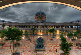 Sepang Mosque | by matyeo