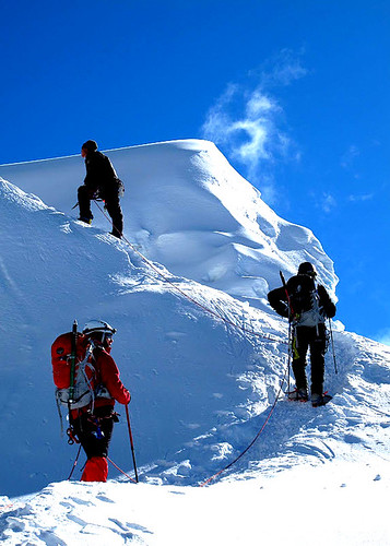 Climbing Island Peak Review
