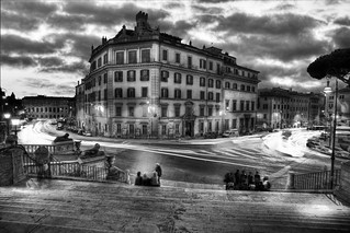 Roma in black | by GustavoCba