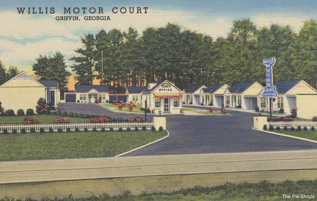 Willis Motor Court - Griffin, Georgia