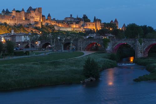 la cit de carcassonne the wonderful medieval cit of carc flickr. Black Bedroom Furniture Sets. Home Design Ideas