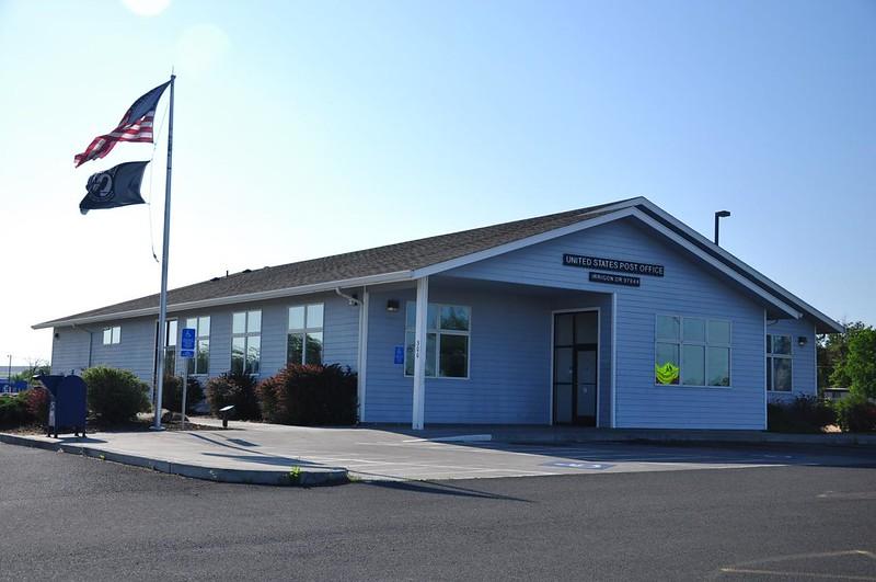 Irrigon post office
