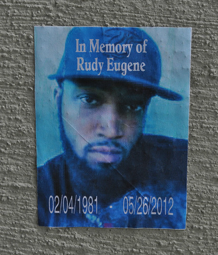 Rudy Eugene Memorial | by A Richie