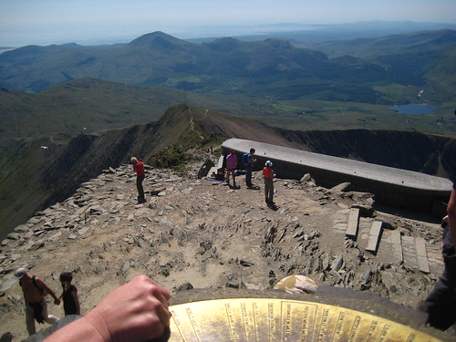 Snowdon Summit Cafe Opening Times