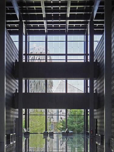 L 39 int rieur du palais de justice nantes le palais de for Architecte 3d 2001