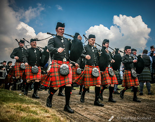 Red KIlts | by FotoFling Scotland