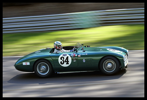 Aston Martin DB3 Mark Midgeley_IMG_1395 | by Mark A Lacey