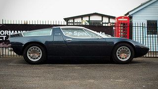 Maserati Bora | by FurLined