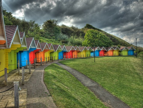 Scarborough Beach Huts | by DaveKav