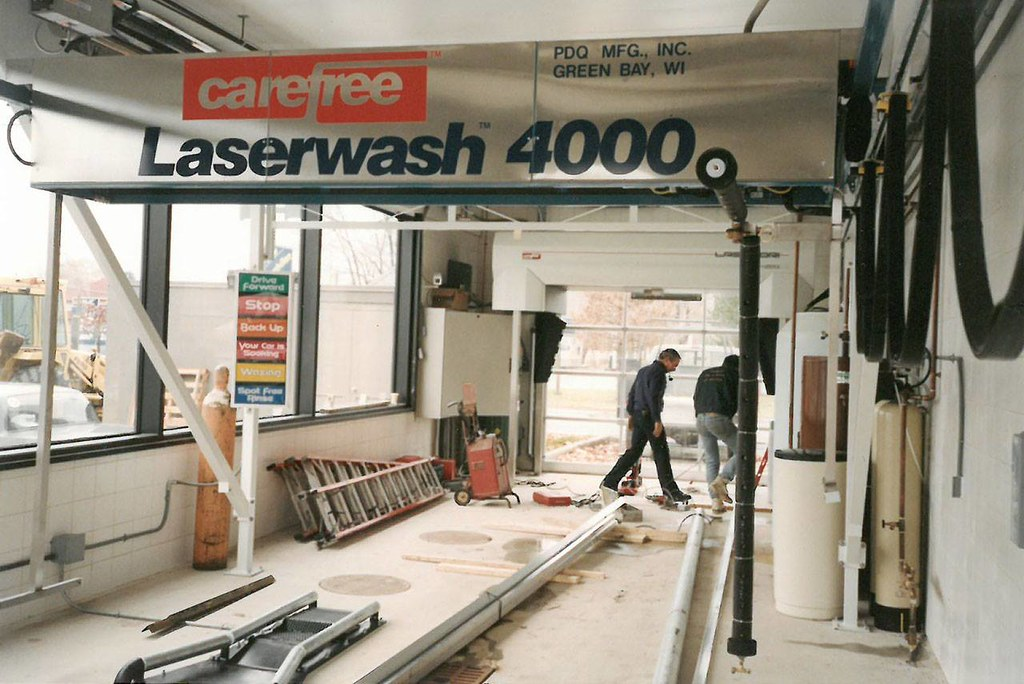 Carefree Laserwash 4000 Installation Look At That Stainles Flickr