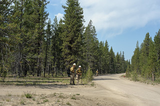 Fire crews | by Trail Image