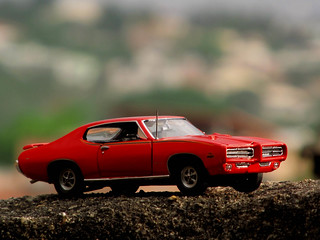 196 - PONTIAC GTO THE JUDGE 1969   1:43 | by adilson.anjos2004