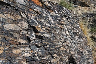 Meta-conglomerate of the Kingston Peak Formation | by Ron Wolf