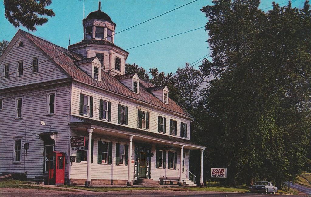 Zoar Hotel - Zoar, Ohio