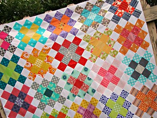 Granny Squares Quilt Top | by sewcraftyjess