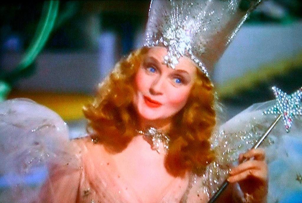 glinda good witch of the north as portrayed by actress bi flickr