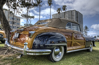 1947 Chrysler New Yorker Town & Country Convertible | by dmentd